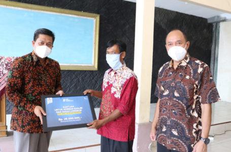 UMP Kampus Kemanusiaan, Berikan Bantuan Untuk Korban Bencana Tanah Longsor dan Banjir