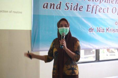 Litbang RSI Banjarnegara Edukasi Nakes Soal Vaksin