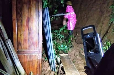 Hujan Lebat, Padureso Banjir dan Longsor 3 Orang Dalam Pencarian