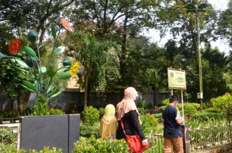 Taman Kota A Yani Diusulkan Jadi Taman Literasi