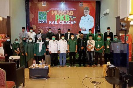 Syamsul Terpilih Sebagai Ketua DPC PKB Cilacap