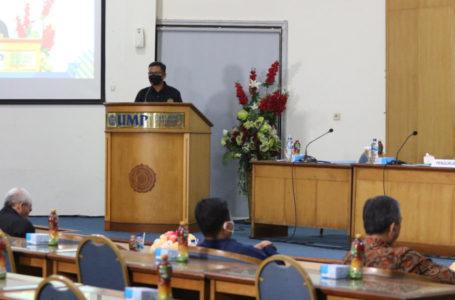 Koperasi UMP Gelar Rapat Tahunan Virtual