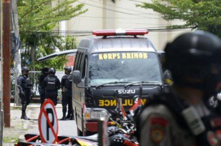 Bom High Explosive, Total 20 Korban Luka-luka