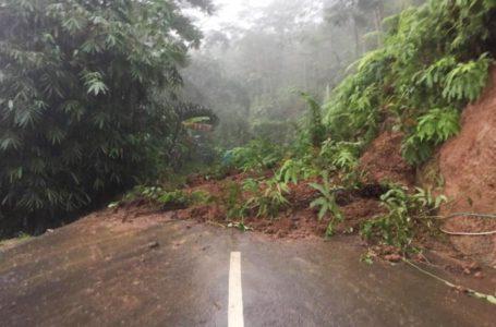 Tebing Longsor Tutup Jalan Cilacap-Brebes