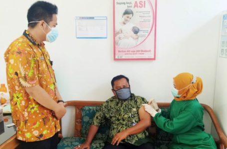 Giliran Guru dan Tenaga Pendidikan Vaksinasi Covid 19