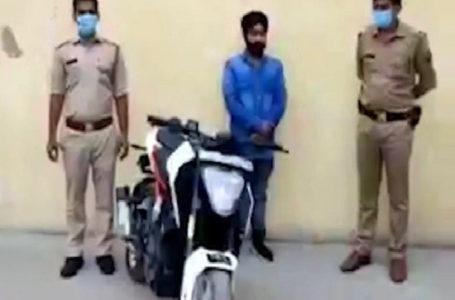 Polisi Tangkap Pria Ini Karena Melakukan Atraksi di Jalan Umum