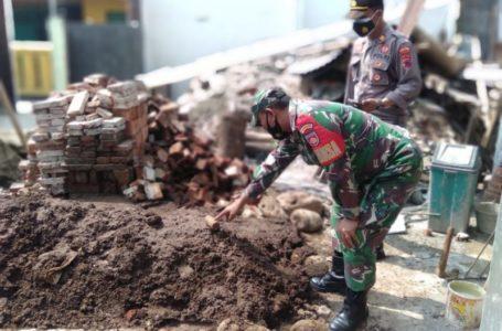 Benda Diduga Granat Pelontar Ditemukan Saat Gali Septic Tank Warga Purbalingga