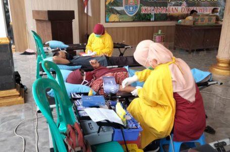 Jumlah Pendonor Darah di Dayeuhluhur Menurun