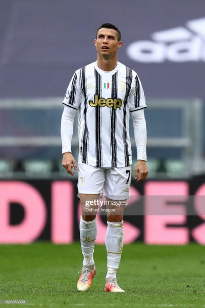 Ronaldo Kembali Gagal Cetak Gol