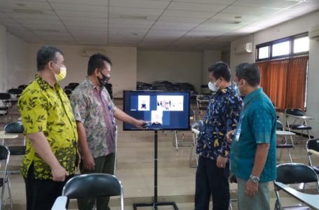 UMP Gabungkan Pembelajaran Tatap Muka dan Daring