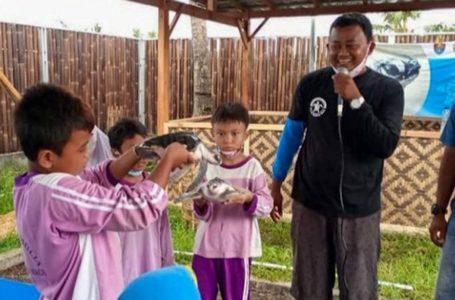 Konservasi Penyu Nagaraja Cilacap Jadi Wisata Edukasi
