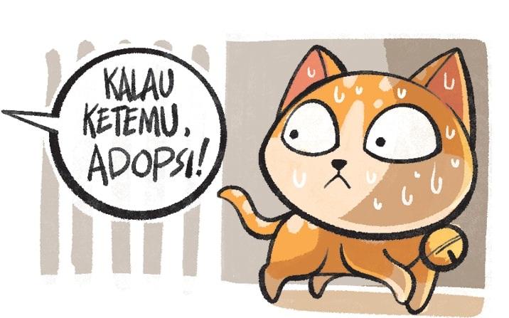 Terima Kokain lewat Kucing Penyelundup
