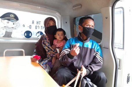 Bayi Bibir Sumbing Butuh Bantuan , RSI dan Sarsipol Lakukan Jemput Bola
