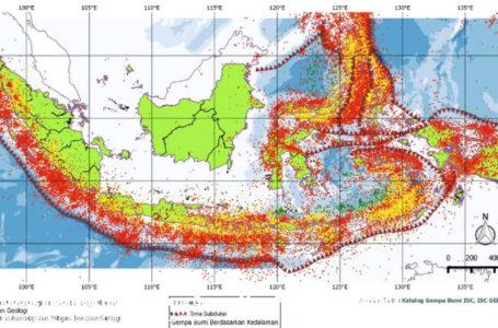 Intensitas Gempa Kian Sering Waspadai Potensi Tsunami
