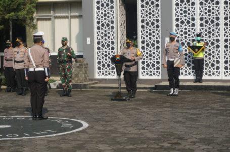 600 Personel Polresta Banyumas Disiagakan Pengamanan Hari Raya Idul Fitri