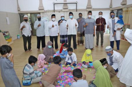 Dilengkapi Fasililtas Edupark, Masjid Pertamina Cilacap Bikin Betah