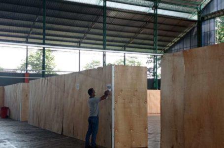 BPBD Layani Kebutuhan Logistik Selama Karantina di Gor Satria Purwokerto