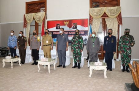 Pemerintah Daerah Diminta Waspada Lonjakan Covid-19 Pasca Lebaran