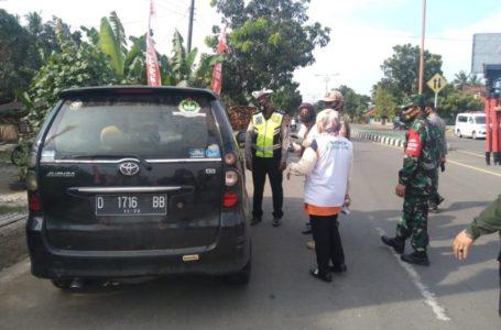 Bakal Dikarantina dan Diawasi Satgas Desa 1.000 Lebih Pemudik Masuk ke Cilacap