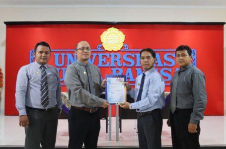 Universitas Putra Bangsa (UPB) Kebumen Terima Sertifikat ISO Dua Kategori Sekaligus