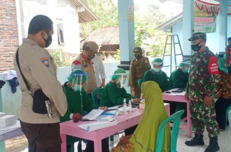 200 Lansia di Desa Segaralangu Jalani Vaksinasi