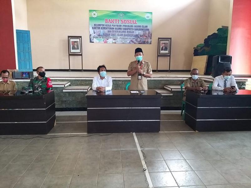 Kemenag Gandeng RSI Baksos saat Ramadhan - Banyumas Ekspres