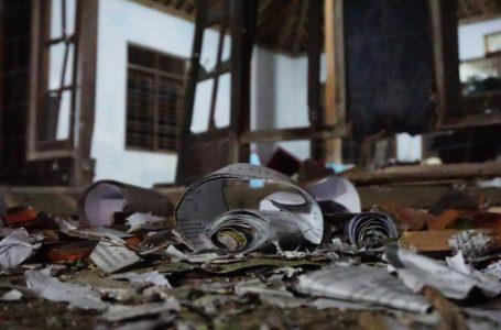 Mercon Meledak di Kebumen 3 tewas