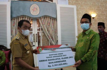 14 Ormas dan Yayasan di Banjarnegara Terima Dana Hibah