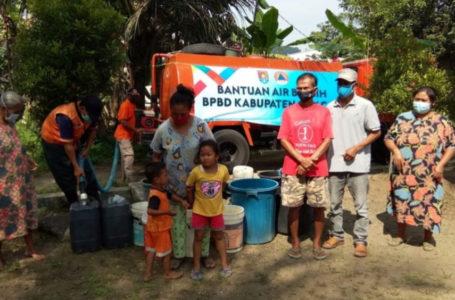 Krisis Air Bersih Meluas Tujuh Kecamatan di Cilacap