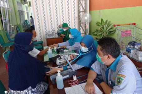 Puluhan Guru di Banjarnegara Divaksin Covid-19