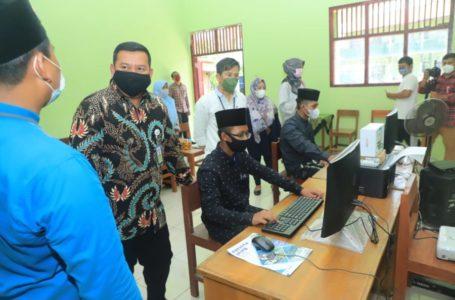 Pertamina Cilacap Serahkan Perpustakaan Digital