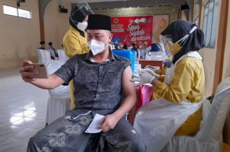 BIN laksankaan vaksinasi massal di banjarnegara