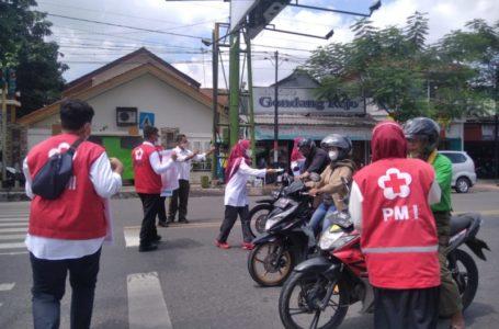 PMI kampanyekan prokes