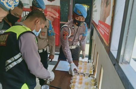 100 Polisi Mendadak Jalani Tes Urine
