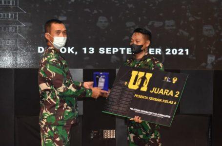 Pelatihan Jurnalistik dan Kehumasan TNI AD